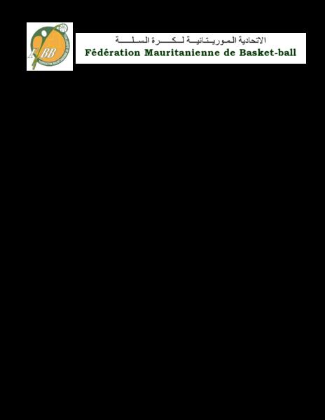 REGLEMENT DU CHAMPIONNATNATIONAL DE BASKET VERSION FINALE 2018
