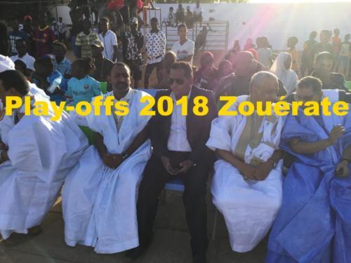 Play-offs 2018 Zouérate