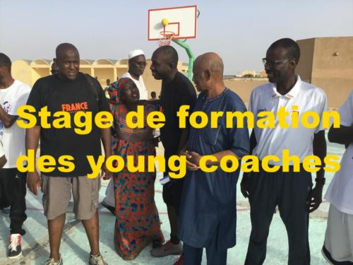 Stage de formation des Young coaches